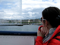 Lake Geneva Boat Tour.